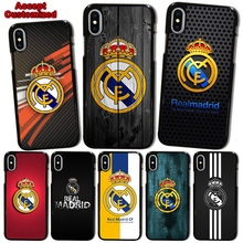 quality design 58cc9 57aa1 Buy real madrid iphone case and get free shipping on AliExpress.com