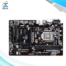 For Gigabyte GA B75 DS3V Original Used Desktop font b Motherboard b font B75 DS3V For