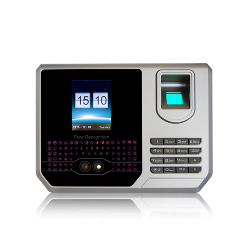 Fingerprint And Facial Access Control System With TCP/IP And USB Port