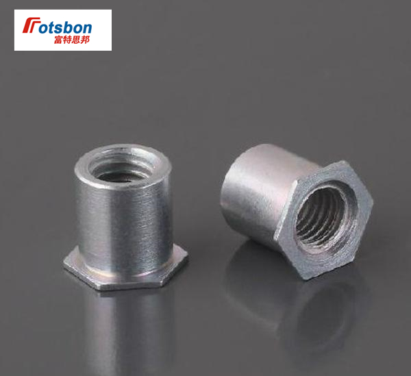 Nuts 1000pcs SO4-M3.5-3//4//6//8//10//12//14//16//18//20//22//25 Thru-Hole Threaded Standoffs Stainless Steel PEM Standard in Stock Wholesales Size: SO4-M3.5-10