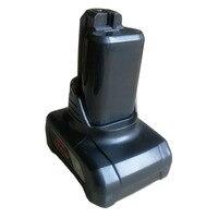Dawupine BAT420 li ion pil plastik kabuk kutusu PCB şarj koruma levhası etiket Bosch için 10.8V 12V BAT412A BAT413A|Pil Saklama Kutuları|   -