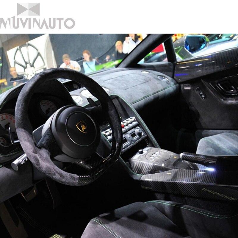 For Lamborghini Gallardo Interior Lp550 4 Lp560 4 Lp570 4 Carbon