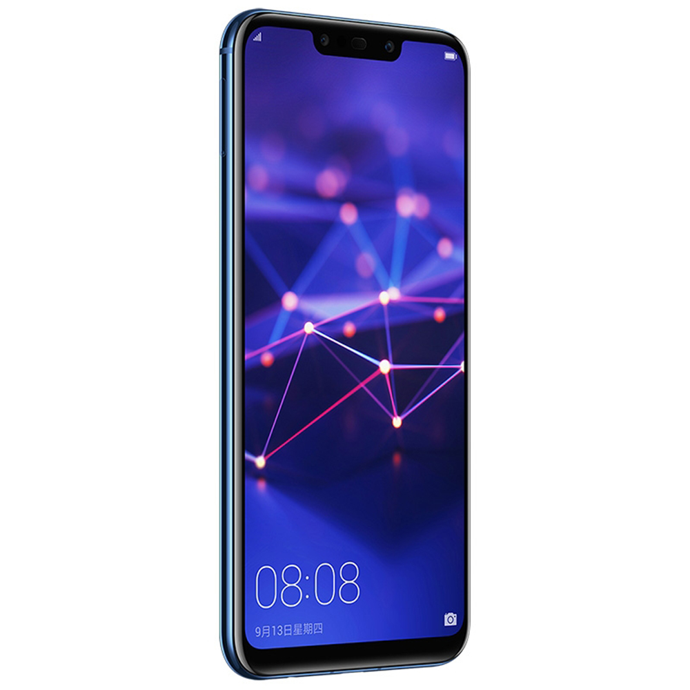 Huawei Mate 20 Lite Maimang 7 6GB 64GB Global Rom téléphone Mobile 6.3 pouces Kirin 710 Octa Core 9 V/2A Charge rapide Android 8.1 - 6