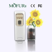 High Quality Aerosol Dispenser Auto LCD Digital Air Freshener Air Purifier Hotel Bathroom Toilet Spray Reills
