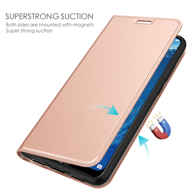 077c38d52fe For Huawei Honor 8X Max Case PU Leather Ultra Thin Flip Protective Cover  with Card Slot   Stand Function For Huawei Honor 8X Max-in Flip Cases from  ...
