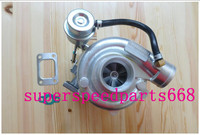 GT28 GT2860 GT28 1 A/R.49 rear turbine .42 a/r oil T25 T28 flange150 280hp oil cooled Internal Wastegate turbo turbocharger