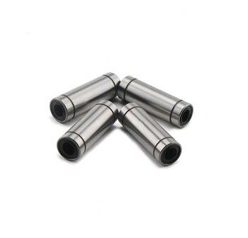10pcs/lot   LM16LUU  16mm longer type linear ball bearings 16x28x70 mm linear bushing
