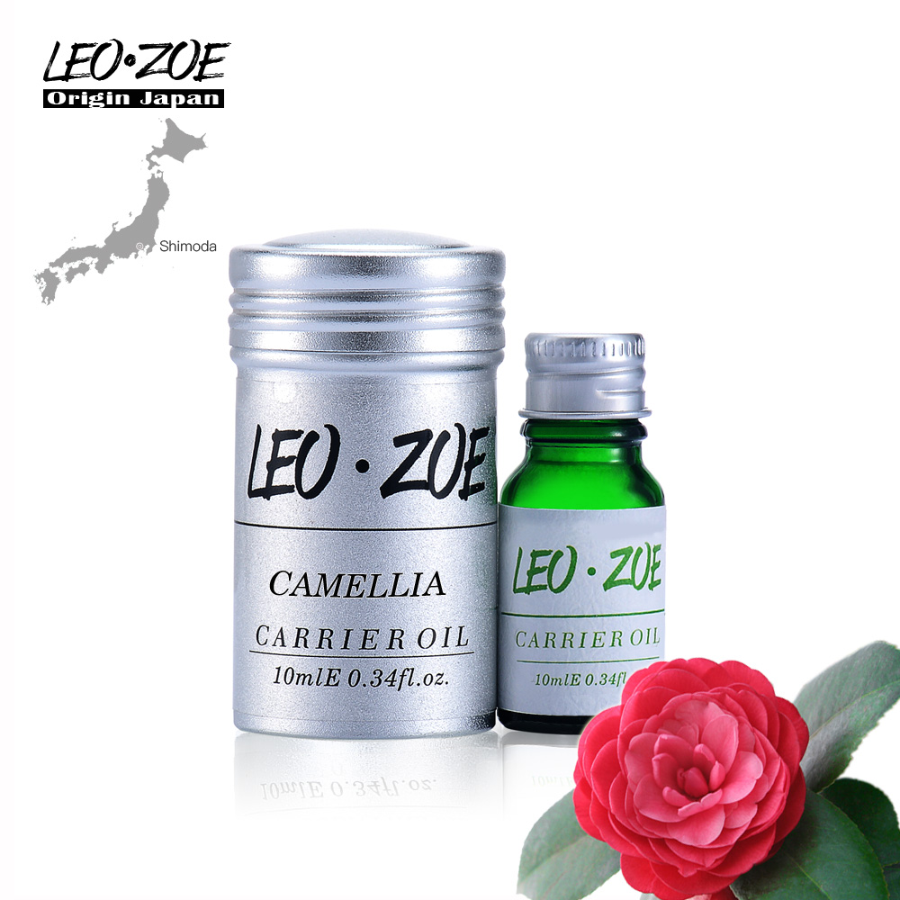Pure Camellia Oil Famous Brand LEOZOE Certificat de origine Japonia Camellia Oil Essential 10ML
