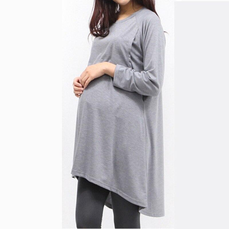 Spring Autumn Pregnant Women Clothes Cas