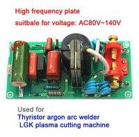 Placa de circuito da máquina de solda elétrica geral tipo WS thyristor retificador de silício de argônio soldagem a arco LGK plasma corte de alta freqüência
