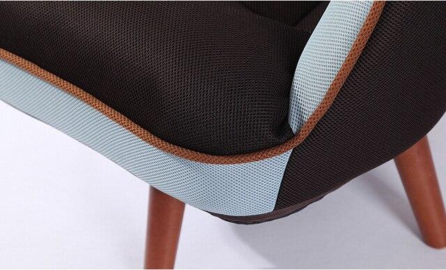 Holz Low Sitz Sessel Sofa 360 Grad Drehstuhl Wohnzimmer Möbel Mitte Des  Jahrhunderts Einzigen Couch Sitz Faul Freizeit Sessel