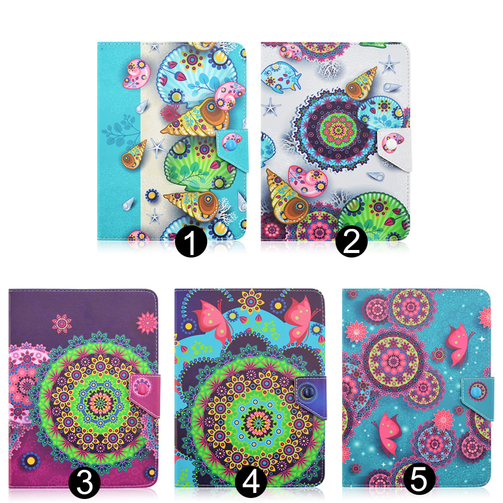 Leather Cover Case RUSSIA For Irbis TX49 7inch Universal Tablet Android For Lenovo Tab A7 30