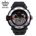 Marke Militar Uhren Manner LED Digital Herren Display Quarz uhr Wasserdicht Dual Time Beilaufige Uhr relogio masculino 1511