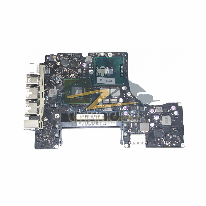 820 2877 B для MacBook Pro A1342 2010 материнская плата для ноутбука P8600 mcp89mz a3 DDR3