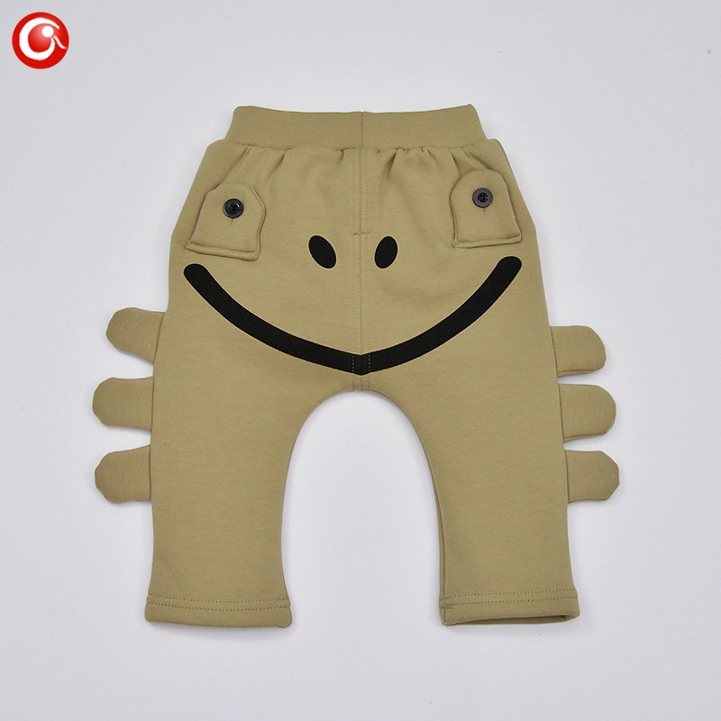 7-24M Baby Winter Tights For Boys Warm Plushed Kids PP Pants For Girls Infantil Bebes Thicken Trousers Clothes 2016  (21)