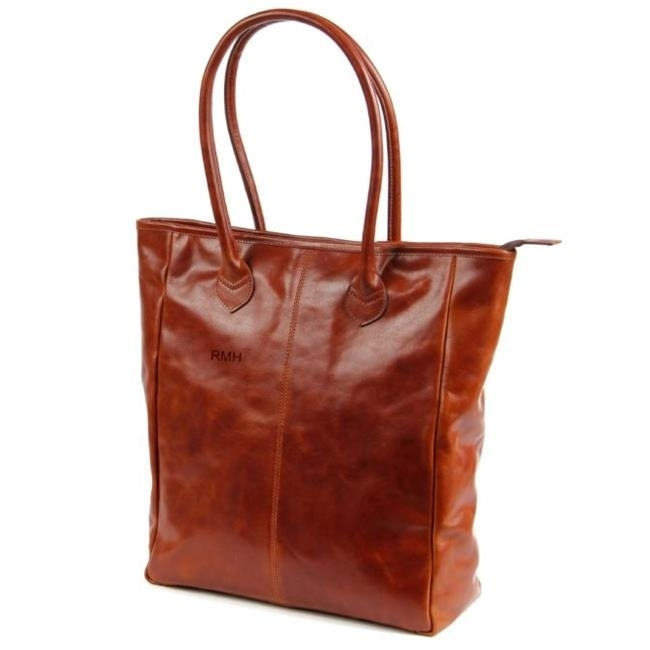 Claire Chase 759-Tan Large Tablet Tote Tan modalu london mh6145 tan