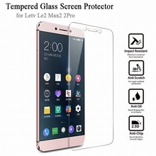 GonoRack 0.26mm HD Tempered Glass Screen Protector For Leeco Letv Le 2 Pro Max 2 Le 1 S 1S x600 Protective Film Max2 2Pro Le2