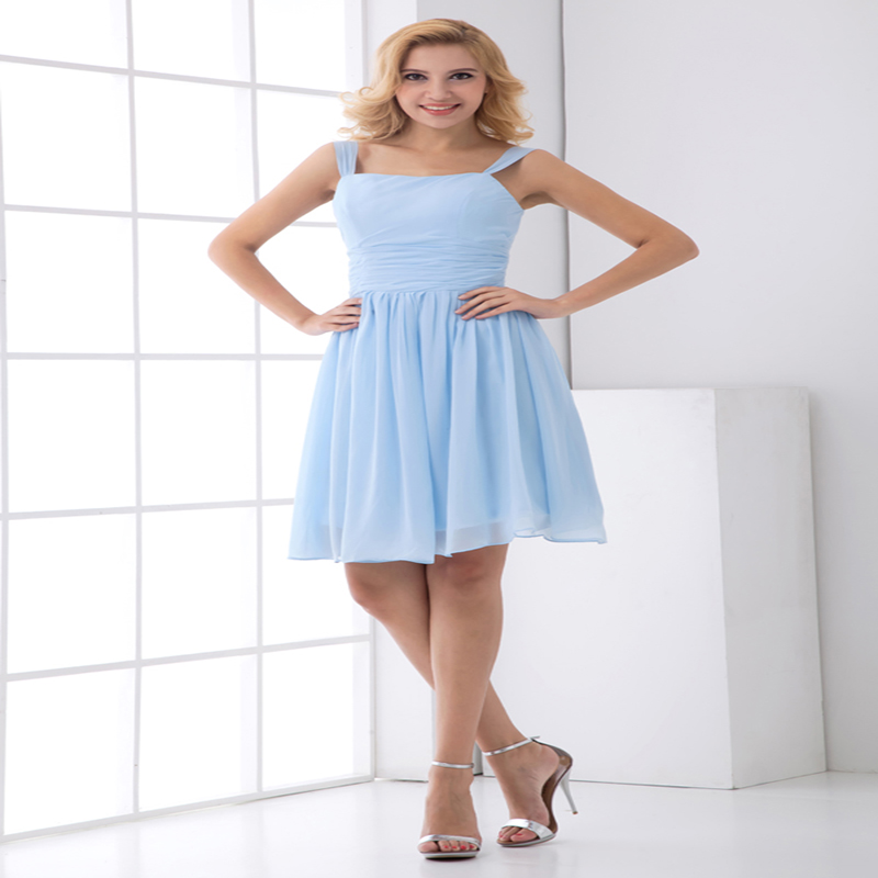 4ae06ed988 Buy light blue graduation dresses and get free shipping on ...