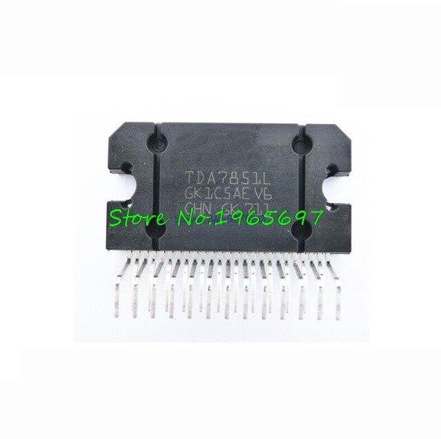 2pcs/lot TDA7851L TDA7851 ZIP-25 In Stock