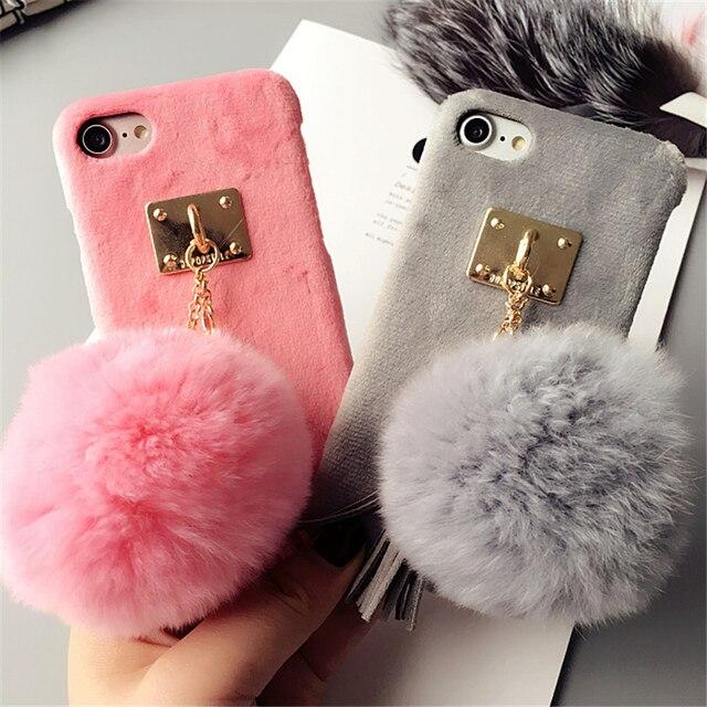 carcasa iphone 6 pelo