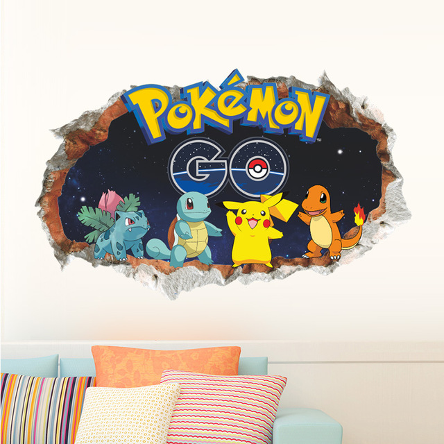 wall decal pokemon promotion-shop for promotional wall decal