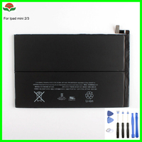 ISUN 6471mAh Mini2 Mini3 Battery A1512 For Ipad Mini 2 Mini 3 A1489 A1490 A1491 A1599