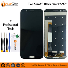 5.99 Original IPS LCD For Xiaomi Black Shark LCD Display Touch Screen Replacement Black Shark Display Screen Parts цена