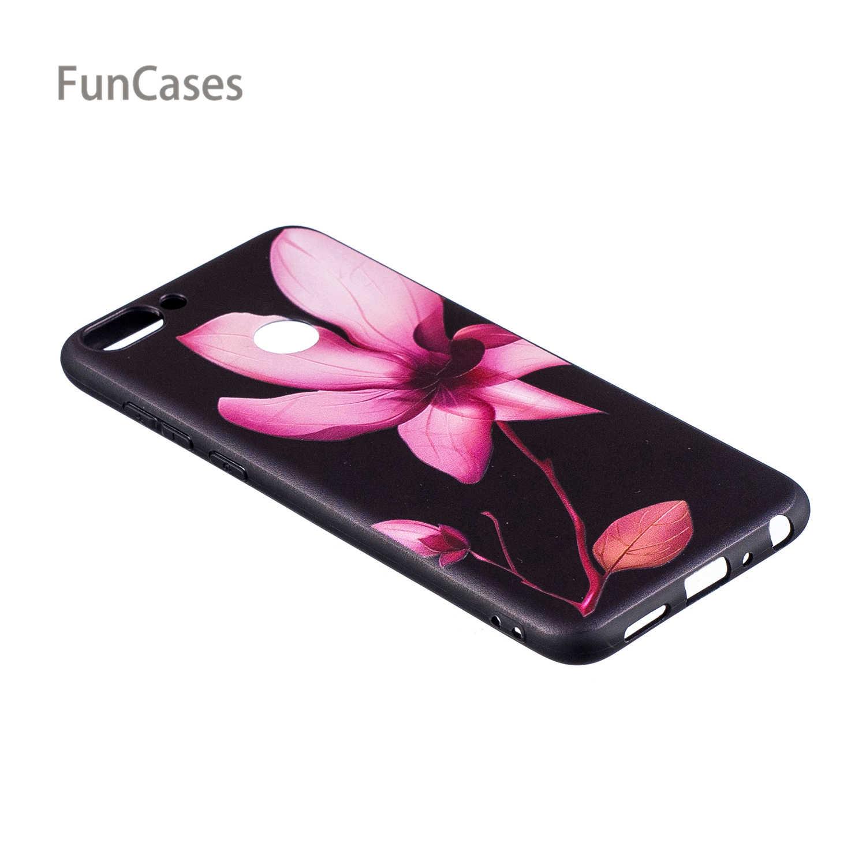 Coque hibou 3D pour Funda Huawei P20 Lite P9 Mini P10 Y5 2017 ii Ajax Honor 6X 6C 7X Y6 Pro 9 P Smart Mate 10 P8 profitez de 6 s Y7 Prime