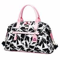 Lightweight Travel Sport Fitness Bag For Women Yoga Gym Bag Female Training Luggage Bag Outdoor Sport