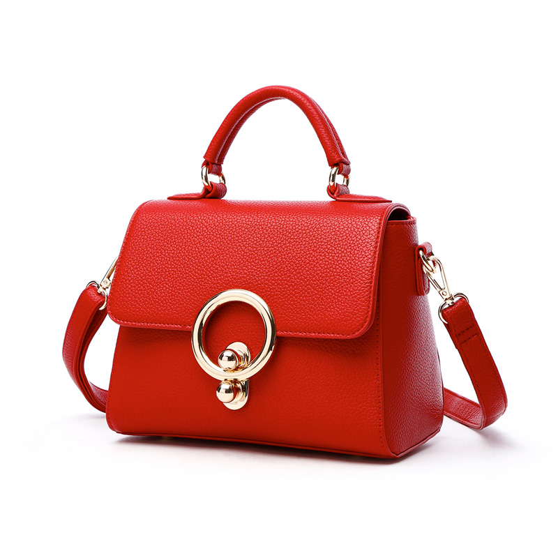 Bag Wedding bag 2018 spring and summer new Korean Edition hand-held Bridesmaid bag shoulder shoulder bag small red bag