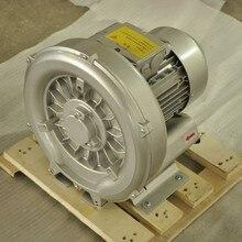 1.5kw 380 В/50 Гц одноступенчатый, однофазный Высокого Давления ПЕРЕМЕННОГО Электрического воздуходувки