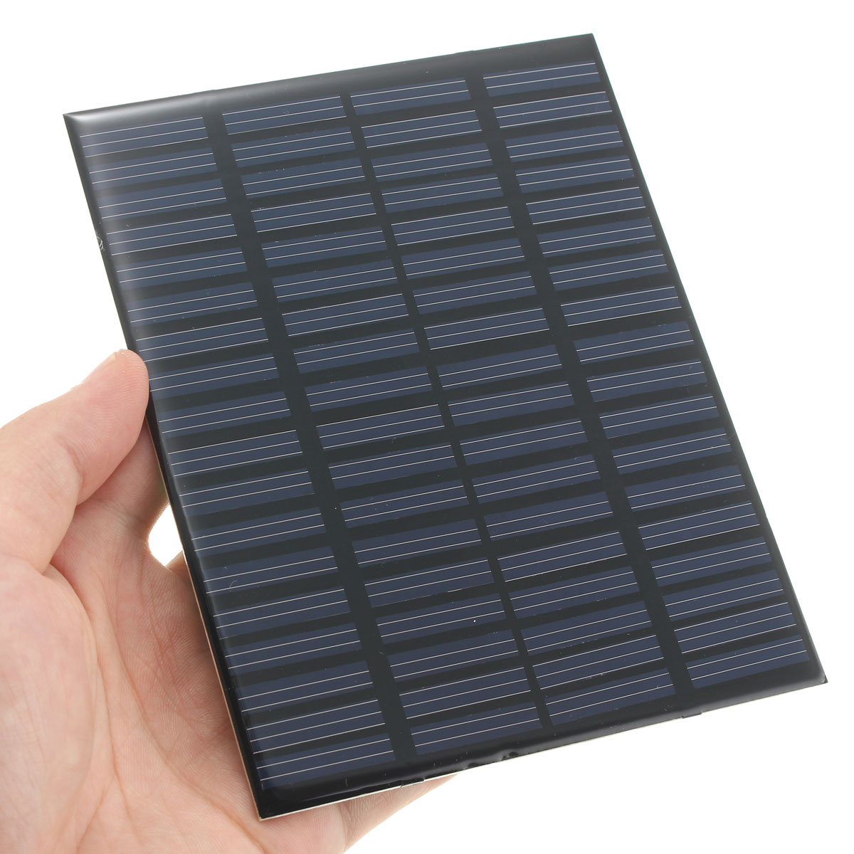 LEORY Hot Sale DIY 18V 1.5W Polycrystalline silicon Stored Energy Solar Panel Module System Solar Cells Charger 11x14x0.2cm