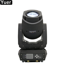 New Stage Lighting Equipments 200W Beam Spot 2IN1 LED Moving Head Lights LCD Display With 6 Rotating Gobos and 8 Static