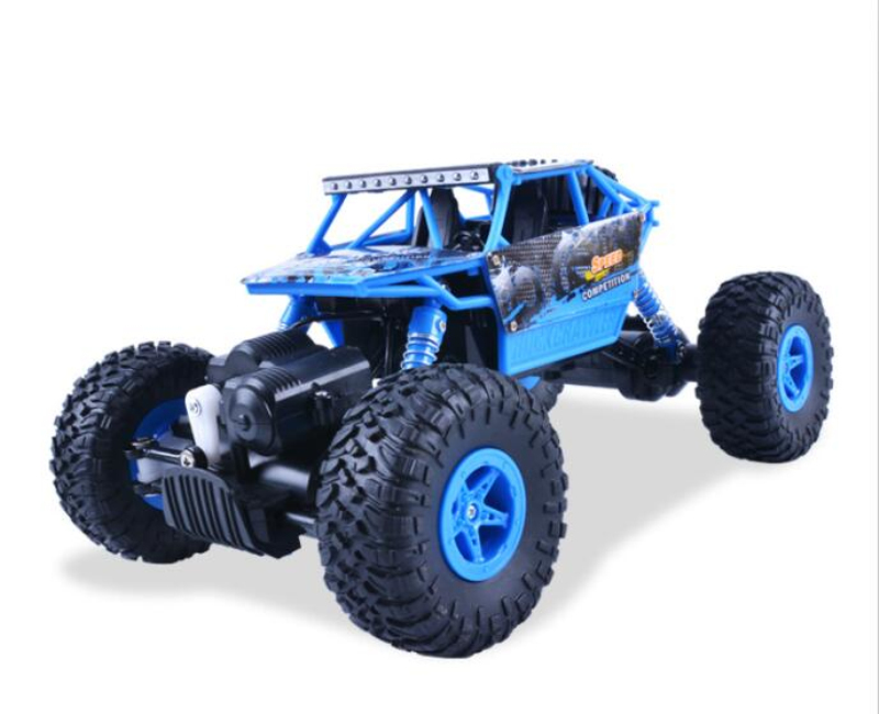2017 New High End Electric Rc Cars 1 18 3ch Off Road Vehicles 2 4g 4wd Foot Remote Control Crawlers Rally Climbing Kids Toys In From