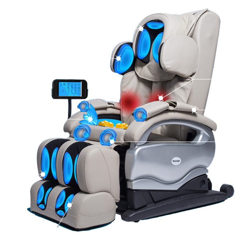 RU Free Shipping Massage Chair Body Terrella Fully-automatic Multifunctional Massage Chair Electric Home Luxury Massager Sofa free shipping bareoriginal 6912b22002b tv bulb for ru 44sz51rd ru 44sz61d ru 44sz63d ru 48sz40 ru 52sz51d ru 52sz61d rz 44sz22rd