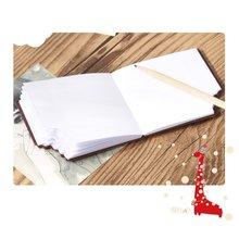 Записная книжка в виде шоколада высококачественный бумажный
