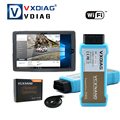 New arrival Original VXDIAG VCX NANO for Porsche Piwis Tester car-detector with Win10 chuwi hi10 tablet pc pad free shipping