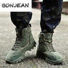 Мужские военные тактические ботинки; зимние кожаные ботинки-дезерты; армейские ботинки; мужские кожаные зимние ботинки; Армейская Обувь; большие размеры