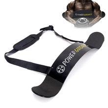 Тренажер для тяжелой атлетики с поддерживающими ремнями