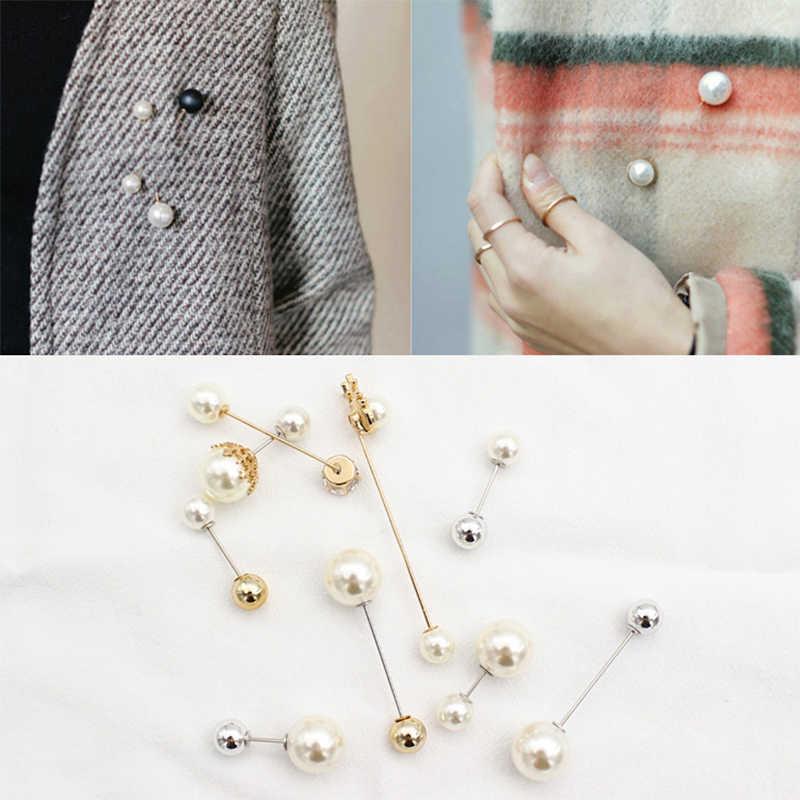 1 unidad/1 Juego de broche de cristal Pin vestido de diamantes de imitación decoración hebilla joyería bufanda suéter insignias solapa flor sombrero aleación de guante