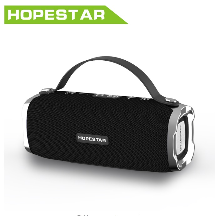 HOPESTAR H24 Portable Bluetooth Speaker Wireless Outdoor Soundbar Loudspeaker altavoces Music Player With AUX USB TF HD Sound