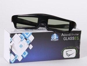 Image 1 - 1PC USB נטענת פעיל תריס 3D משקפיים Eyewear עבור Epson 3D מקרן 5200/8200/9510/560C /3020/7200 כל Epson מקרנים