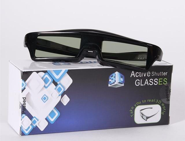 1PC USB נטענת פעיל תריס 3D משקפיים Eyewear עבור Epson 3D מקרן 5200/8200/9510/560C /3020/7200 כל Epson מקרנים