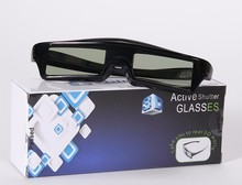 Заряжаемые через USB 3d очки с активным затвором, 1 шт., очки для Epson 3D проектор 5200/8200/9510/560C/3020/7200, все проекторы Epson