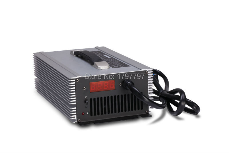 Customized 1200w Series 12v 50a 24v 30a 36v 20a 48v 20a 60v 15a 72v 12a Battery Charger For Lead Acid Lithium Or Lifepo4 Battery Spare No Cost At Any Cost Consumer Electronics