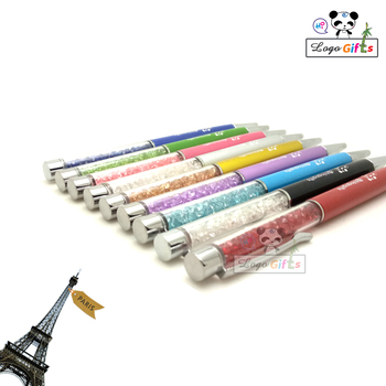 New year gift pens for company new year party custom printed with your email address and telephone to promote your business