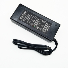 Зарядное устройство HK Liitokala 54.6V2A, 54,6 в, 2 А, литиевая батарея для электрического велосипеда, зарядное устройство для 48 В, литиевая батарея 54.6V2A