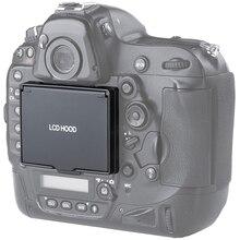 אופטי זכוכית LCD מסך מגן כיסוי עבור ניקון D750 D850 D500 D7500 D5 D4s D800 D810 מצלמה DSLR מסך מגן סרט