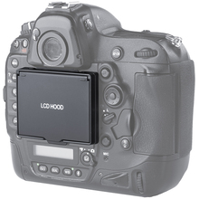 Vidro óptico lcd protetor de tela capa para nikon d750 d850 d500 d500 d5 d4s d800 d810 câmera dslr película protetora