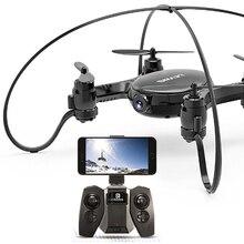 Rc Helikopter drony Dron Z Kamerą Wifi quadrocoptera quadcopter Drone Quad copter Małe Zabawki Zdalnie sterowane